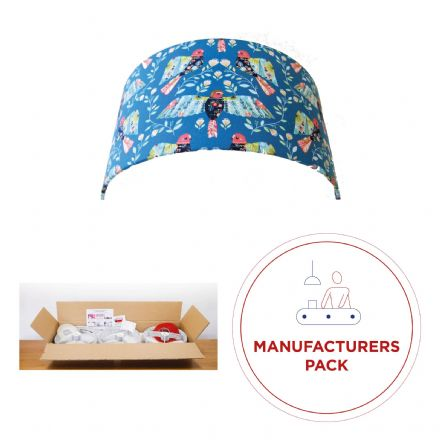 Wall Lampshade Manufacturing Pack x 30
